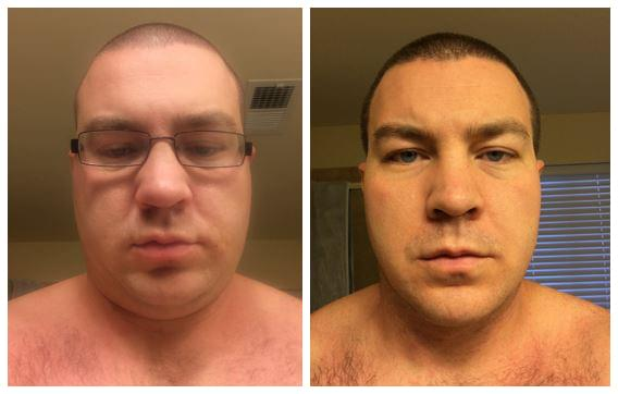 On the Wild Challenge Joshua Beats Sugar Addiction Drops 20 Pounds in 30 Days