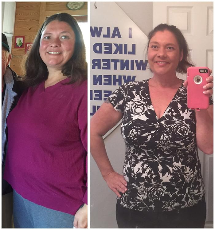 On the Wild Challenge Ambriel is Down 6 Dress Sizes and 17 Pounds in 30 Days