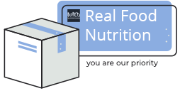 Real food nutrition in the Wild Challenge with supplements, recipes, and mobile app