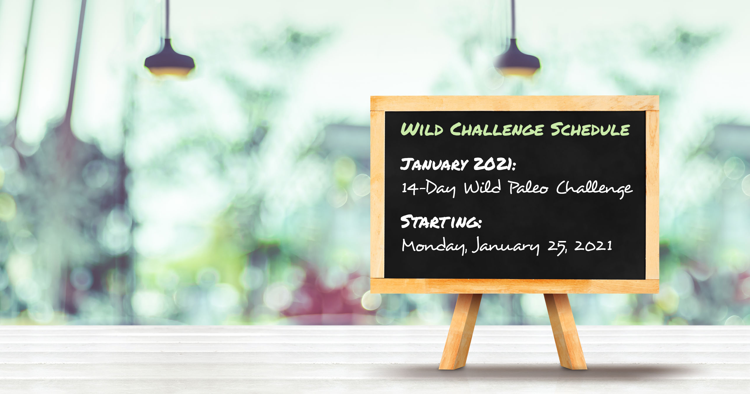 Ready To Join The Next Wild Challenge with Abel James? Let's get you started.