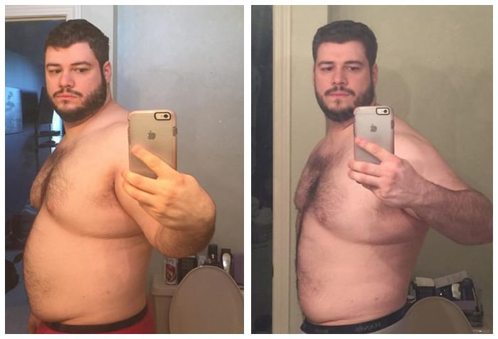 On the Wild Challenge David Drops 26 Pounds (Nearly 1 Pound a Day!)